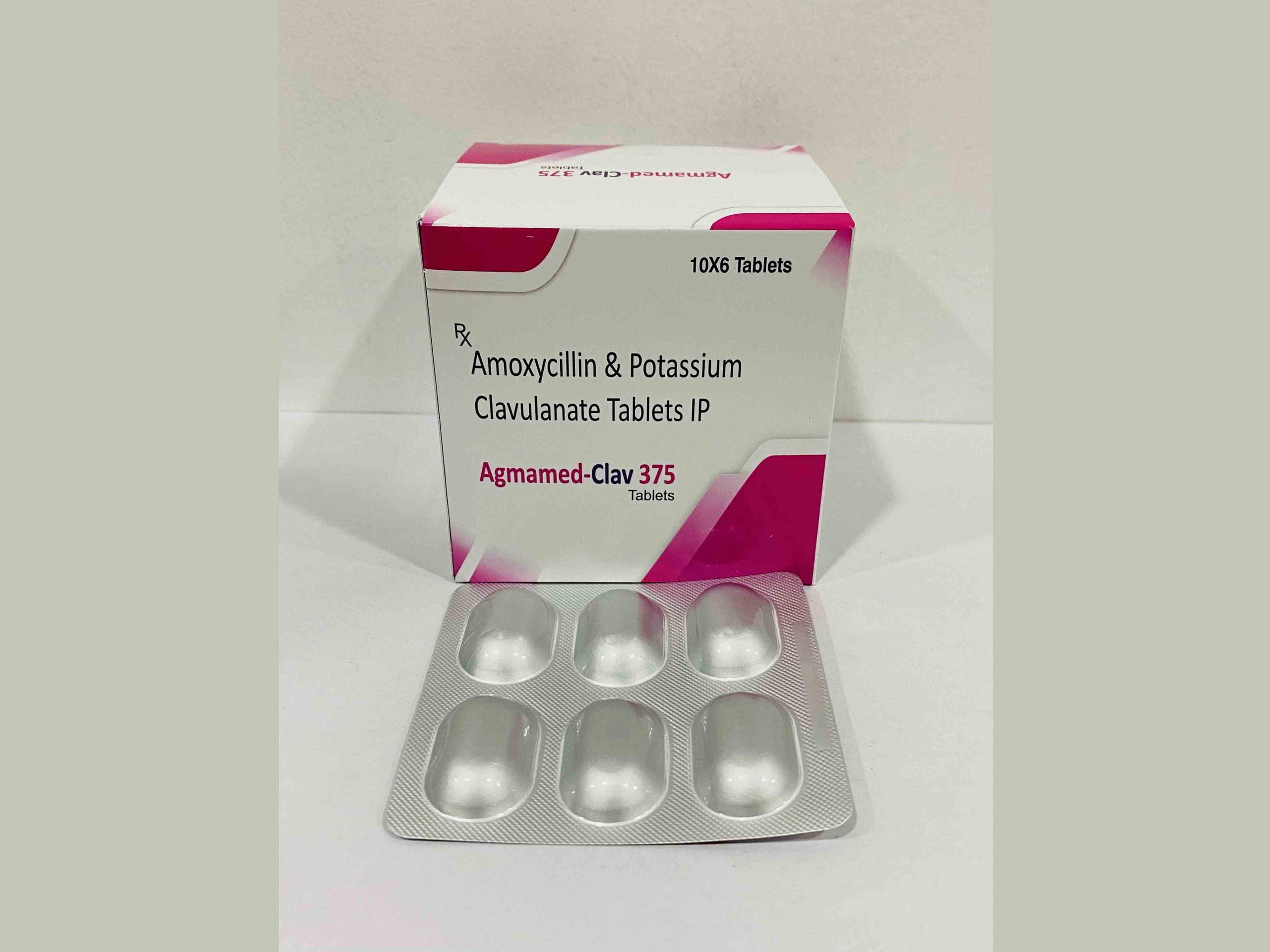 Agmamed-Clav 375