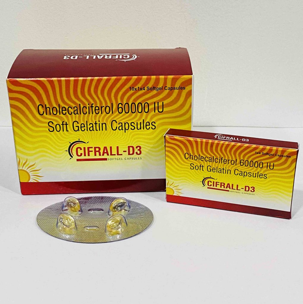 Cifrall-D3